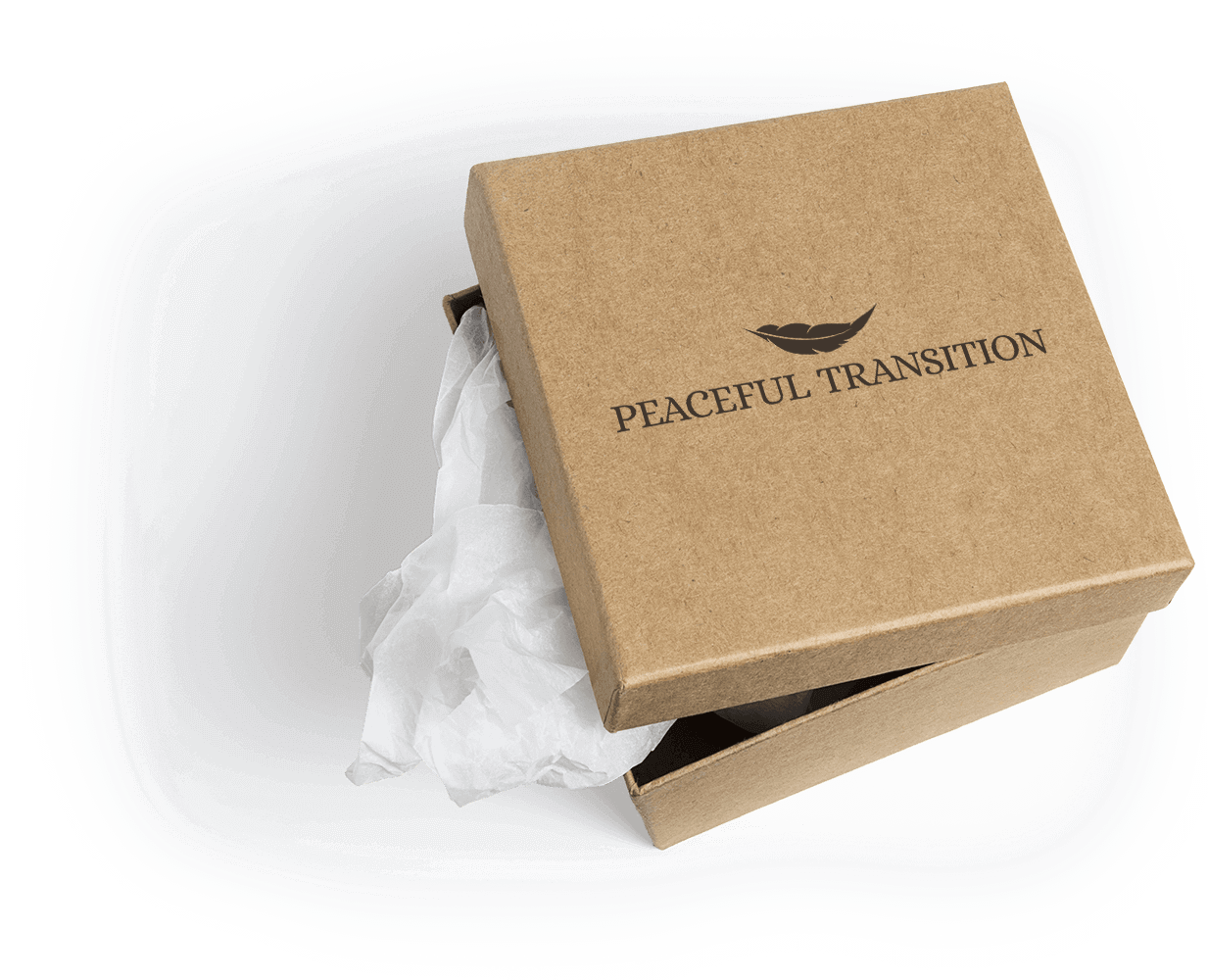 peaceful transition gift box